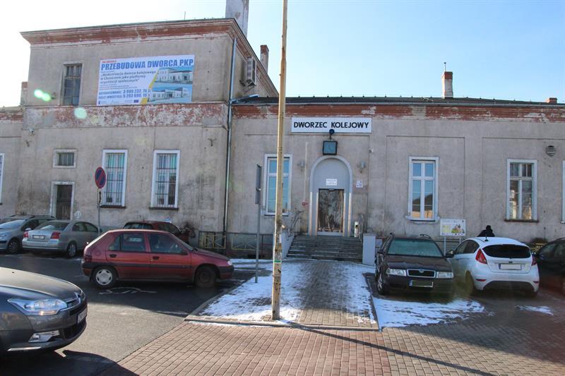 Straszny dworzec w Choszcznie