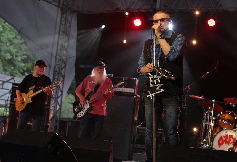 Dżem W Szczecinie Fani Zaśpiewali Im Sto Lat