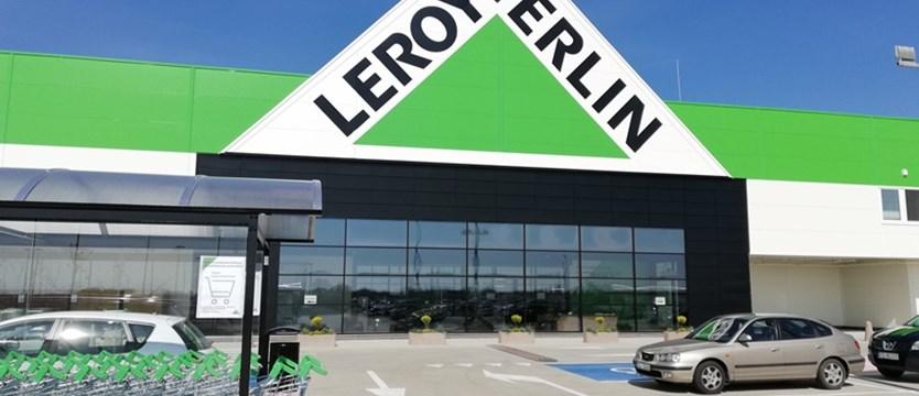 Trzeci Leroy Merlin Otwarty